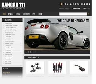 Hangar 111 Lotus » Blog Archive » K-Series supercharger set