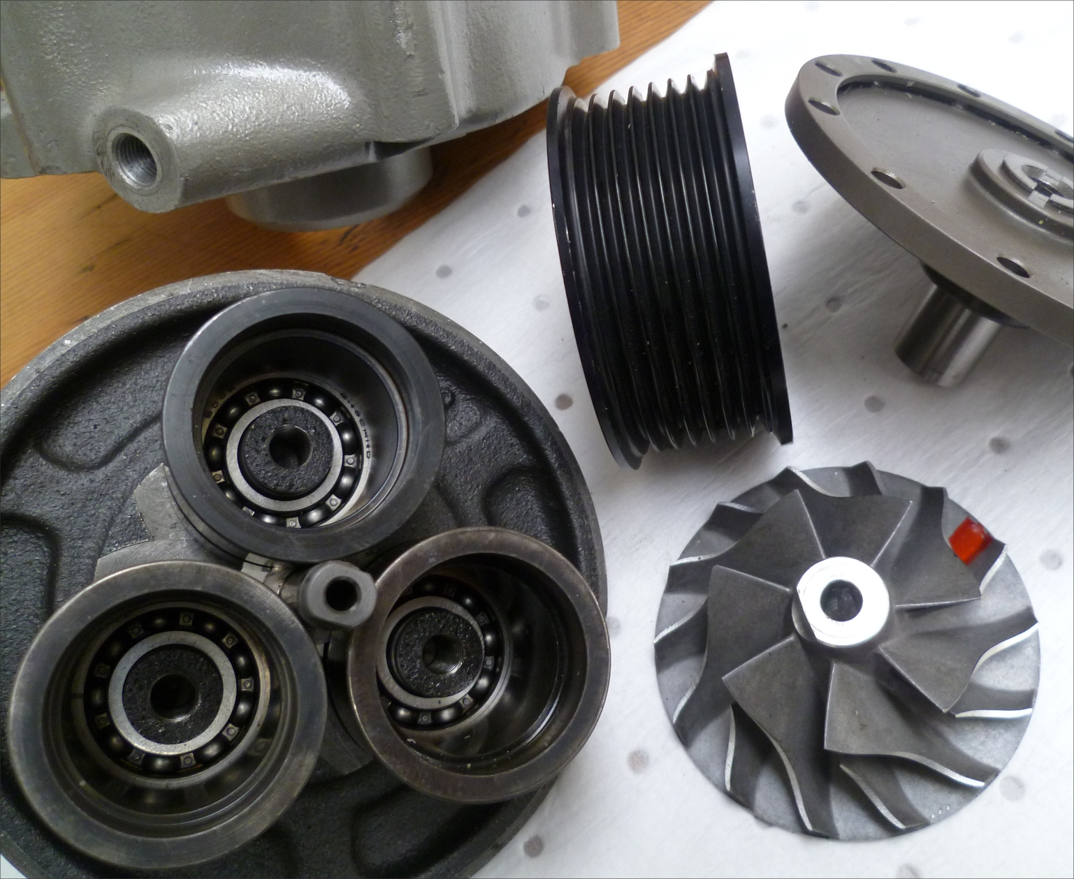 Index also Silicone Elbow P 31 likewise 291112877749 besides Indpenedent Lab Tests Show As Much As 40 Performance Gap Between Genuine Honeywell Aftermarket Turbos And Copies also Turbo Technics Supercharger Refurbishment. on turbocharger replacement parts