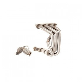 4-2-1 Large Bore Stainless Steel Exhaust Manifold - Janspeed