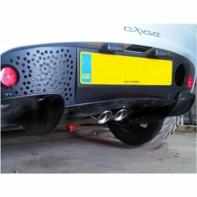 Signature Sports Exhaust - Elise 111R/Exige S2