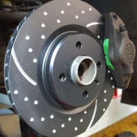 EBC Turbo Groove Brake Discs (Pair)