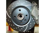 EBC Turbo Groove Discs (Pair)