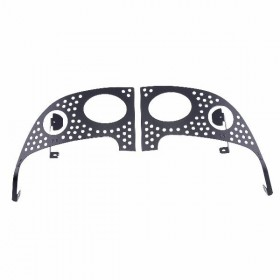 Grille Set for Oval Tail Pipes