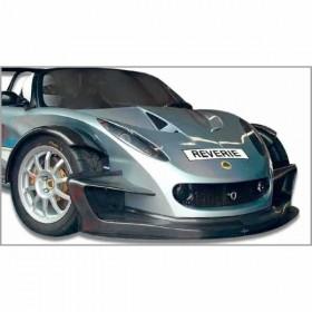 Carbon 340R Front spoiler deep Version