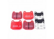 EBC RedStuff Brake Pad Set - Front