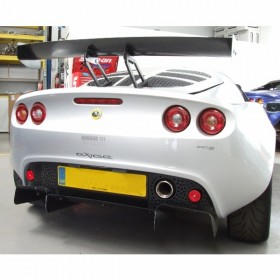 Signature Exhaust Single Exit - Elise 111R/Exige S2/2-Eleven
