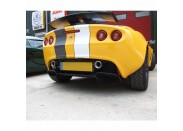 Signature Exhaust Twin Exit - Elise 111R/Exige S2/2-Eleven