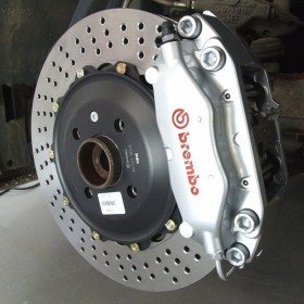 Brembo Gran Tourismo Big Brake Kit