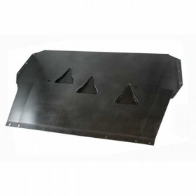 Carbon Fibre Undertray Wide Fitment  (3 Naca Ducts)