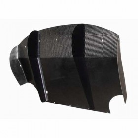 Carbon Fibre 3-Element Rear Diffuser - Std Length