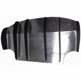 Carbon Fibre 5 Element Rear Diffuser