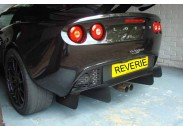 Carbon Fibre 3-Element Rear Diffuser