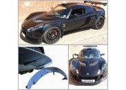 EXIGE S2 FRONT SPOILER NEW FULL RACE VERSION FOR STD CLAM