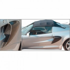 Elise/Exige S1 Side Scoops (Pair)