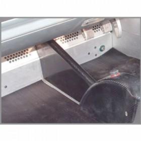 Carbon Fibre Footwell Centre Divider - RHD