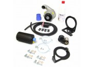 Turbo Technics  TT190, TT230 or TT260 to Rotrex Supercharger Conversion