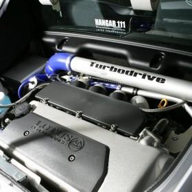 Komo-Tec Turbodrive 250S Elise 111R/R (2ZZ) Supercharger Kit