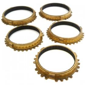 Uprated Synchromesh Ring Set Rover PG-1 Elise & Exige S1