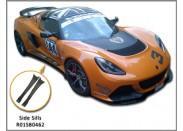 Exige V6 Carbon Fibre Side Sill Extensions