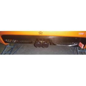 Exige V6 Carbon Fibre Rear Diffuser Upper Valance