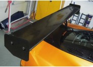 Exige V6 Carbon Fibre High Downforce Rear Wing (Tailgate Mounted)