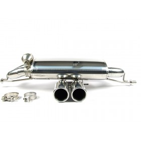 Komo-tec Exige/Evora V6 Switchable Sports Exhaust