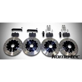 Komo-Tec Uprated Full Brake Kit