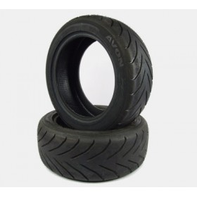 Avon ZZR Track Tyre - Front Pair