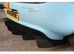 Elise S3 Carbon Fibre 5 Element Rear Diffuser