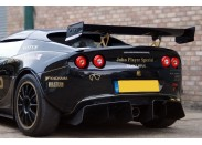 Elise S3 Cup Carbon Fibre Rear Wing