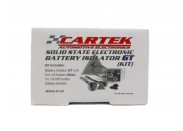 CARTEK battery isolator switch